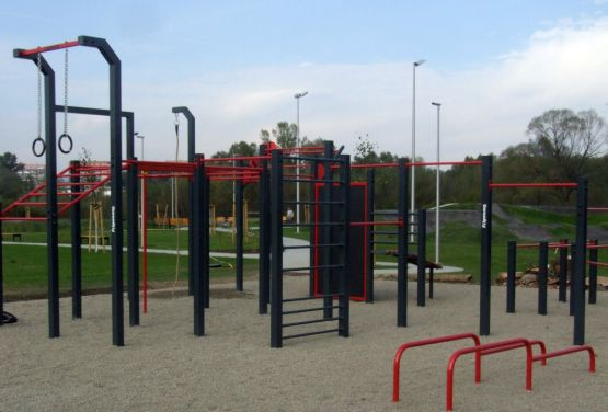 Installations sportives du 21e siècle - FlowPark