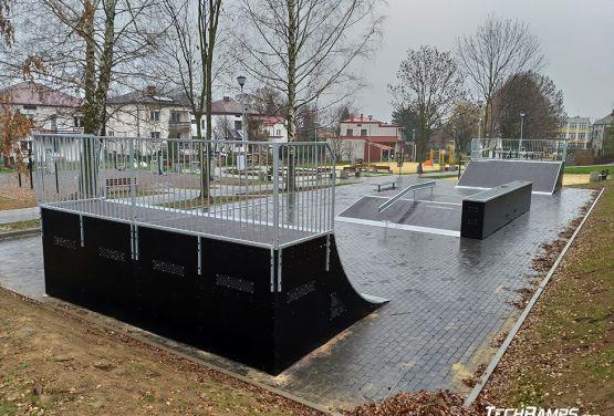 Skatepark (Szczebrzeszyn in Polen)