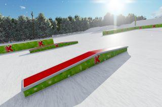 Mini Snowpark (Arena Słotwiny)