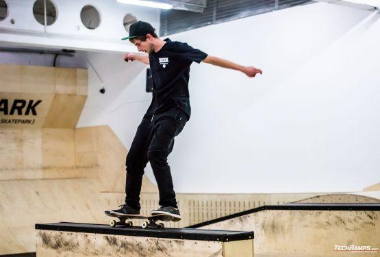 Skatepark wewnętrzny
