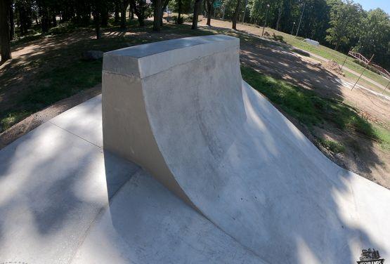 Skatepark à Gorzów Wielkopolski
