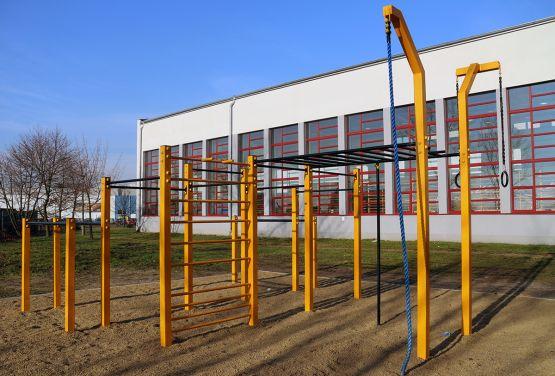 Parque de ejercicios - Chrzanów
