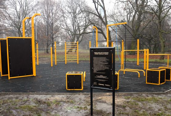 Flowpark à Gniezno
