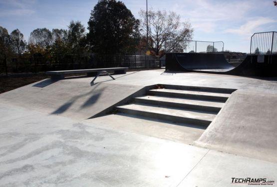 Skateplaza w Będzinie