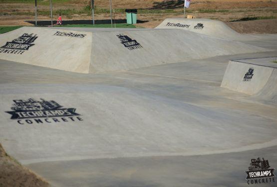 Skateplaza- beton Przysucha