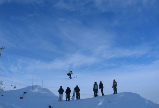 Białka Tatrzańska - Snowpark - 2005