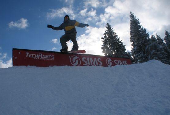 Białka Tatrzańska Snowpark - 2005