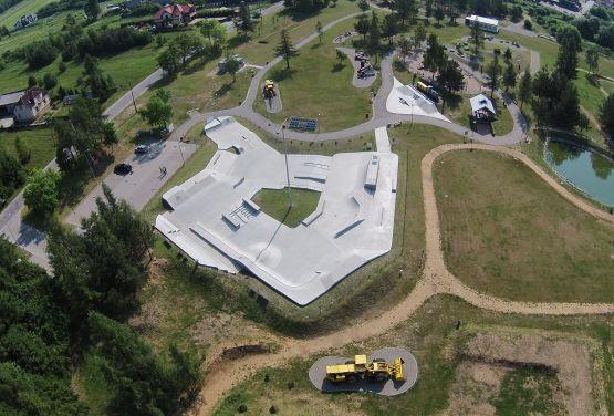 Olkusz - Landentwicklungsprojekt