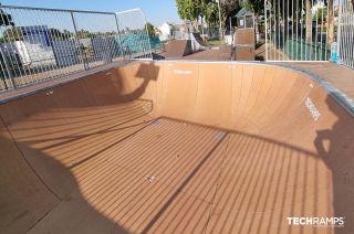 Techramps skateparki modułowe
