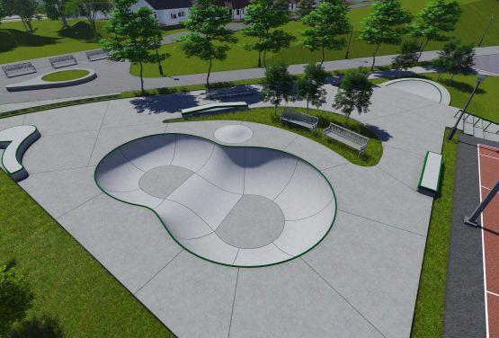 Skatepark in Kalisz