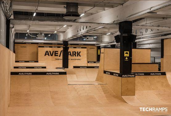 Kryty skatepark