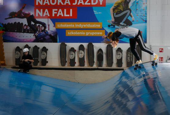 Skateboards carverboards