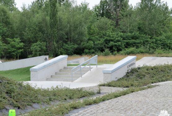 Treppe - Skateparkelemente