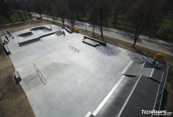 Skatepark Oświęcim