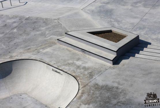 Monolithic concrete - Wolsztyn