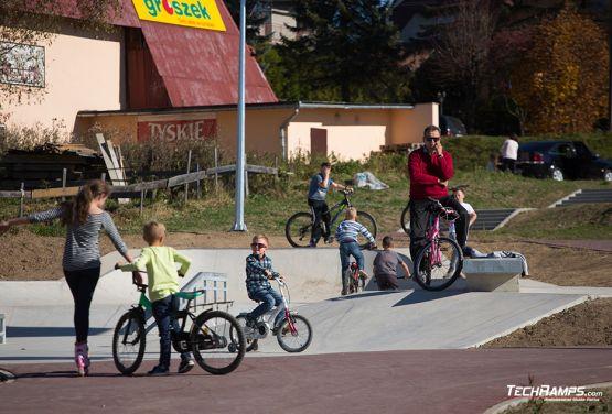 skatepark monolith