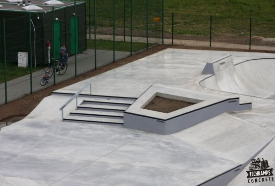 Skateplaza in Wolsztyn