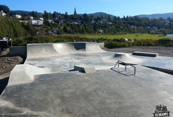 Skatepark Lillehammer