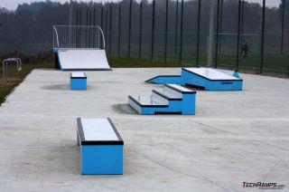 Concrete obstacles