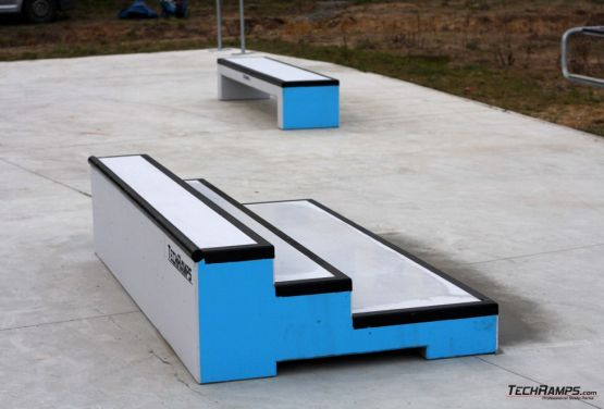 Grindbox concrete