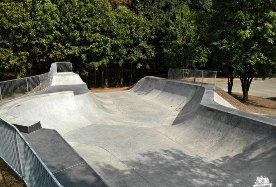 Concreto bowl en Gorzów Wielkopolski