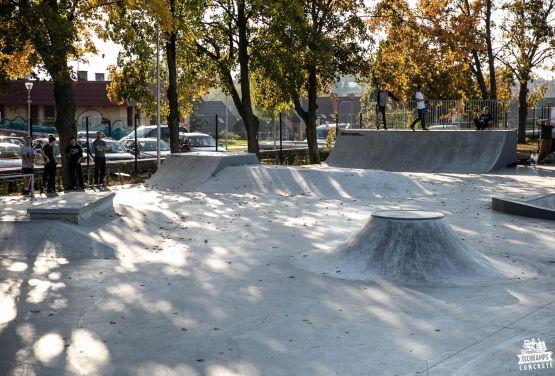 Nakło nad Notecią - Skatepark