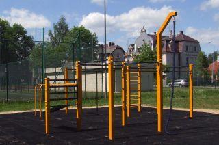 Parkour park en Chojnów