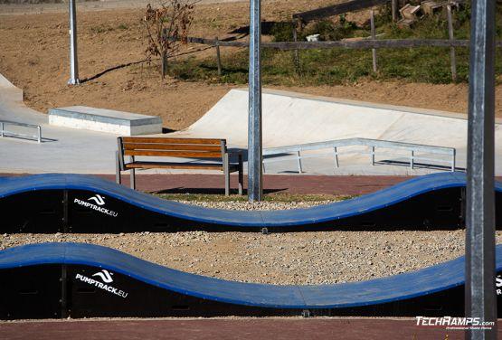 composite track