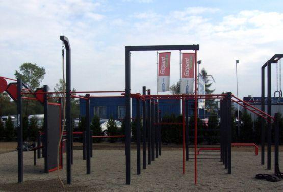Nowy Sącz - ćwiczenia na świeżym powietrzu