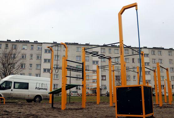 Innowacyjne miejsce do treningu w Namysłowie