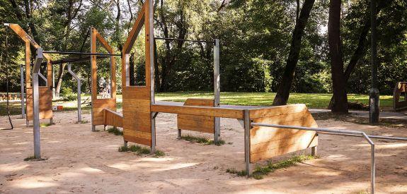 Flowpark en Cracovia