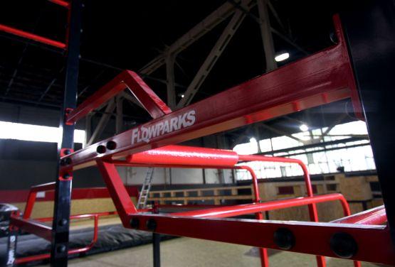 Flowpark in Hangar 646 - Warsaw