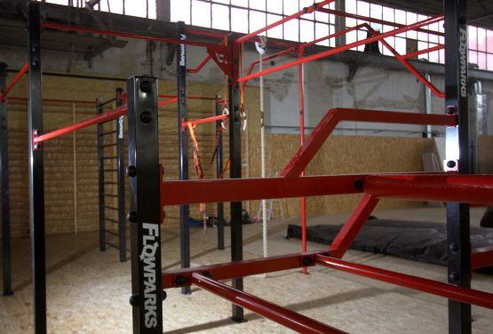 FlowPark Hangar 646 - sporttraining