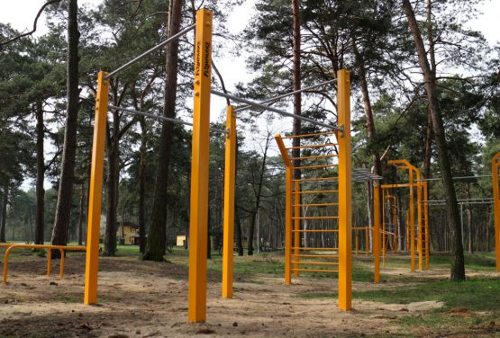 Calisthenics parks - FlowParks