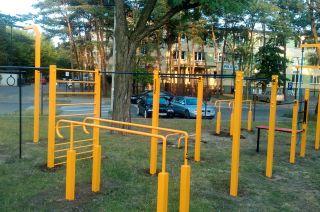 Street Workout in Otwocku