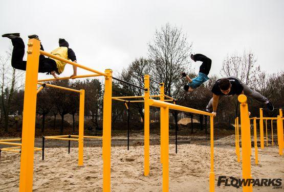 Street Workout Park WAT