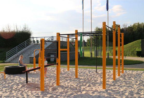 Parkour Park Ozimek