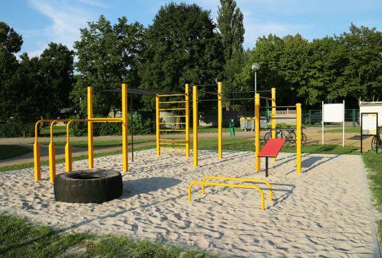 Calisthenics Park Ozimek