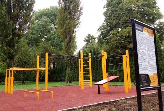 Flowpark w Krakowie