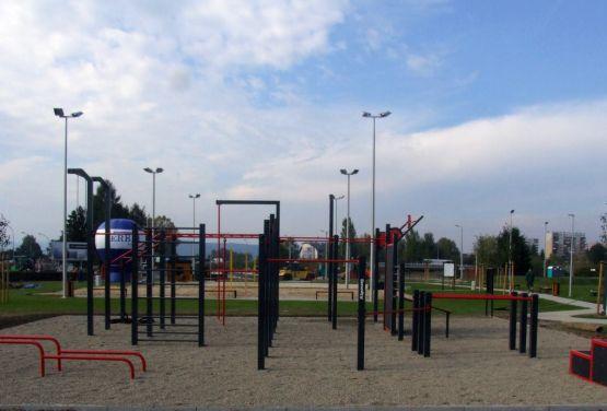 FlowParks - Street Workout Park Nowy Sącz