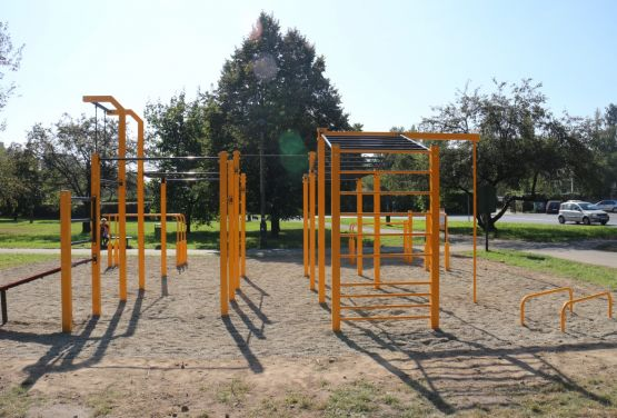 FlowParks - Street Workout and Parkour Parks