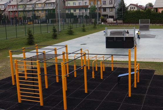 groß Flowpark in Płońsk