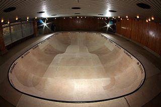 Techramps skateparks - bowl