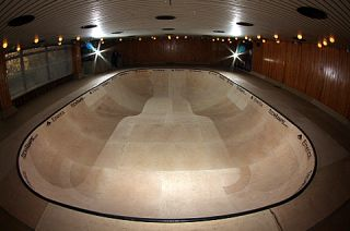 Techramps skateparks - bowl