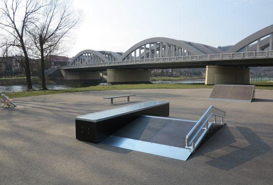 Funbox et grindbox - Krościenko nad Dunajcem