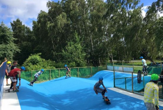 Hel wavepark