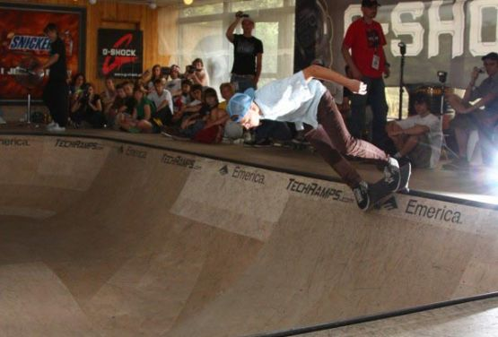 indoor bowl in Cracow