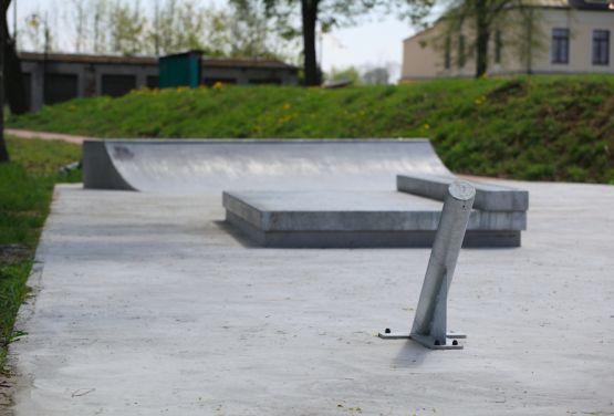 Stopnica - Light Concrete serie