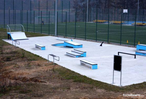Concrete Skateparks - TechrampsConcrete Polen