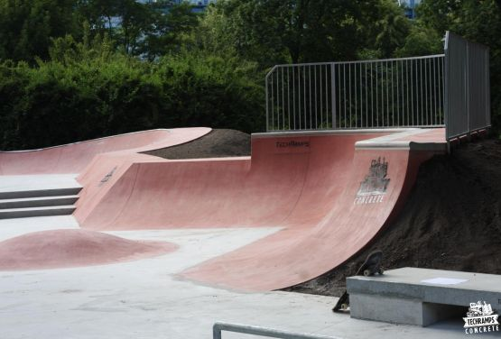 Park Jordana - skatepark